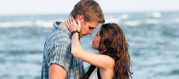 Miley Cyrus und Liam Hemsworth's Liebesgeschichte