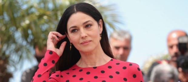 Monica Bellucci mostra senza timore le sue rughe nell'ultimo film di Kusturica