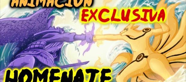 Naruto contra Sasuke, la batalla final.
