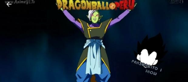 Primera impresión del episodio 58 de Dragon Ball Super