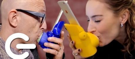 Kissenger, cos'è e come funziona l'app del bacio