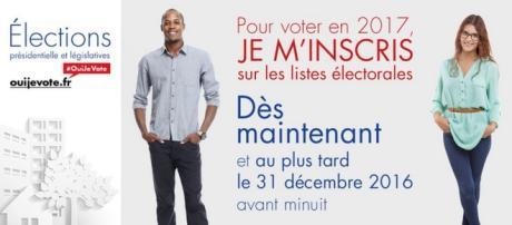 Votre inscription sur les listes électorales pour voter en 2017 ... - meschers.com