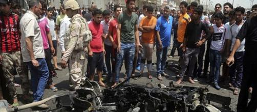 28 Killed, 50 Injured In Fresh ISIS Attack In Baghdad | Breaking - breakingnewsalerts.com