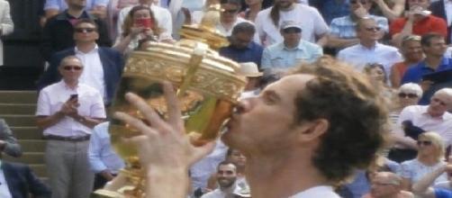 Andy Murray (Credit: DanielJCooper - wikimedia.org).