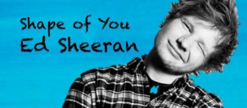 Ed Sheeran vuelve con todo en el comienzo del 2017