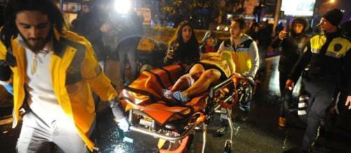 #Turquie #Istanbul - Chasse à l'homme pour retrouver l'assaillant en fuite !