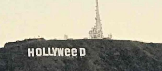 A maconha foi liberada na Califórnia para uso recreativo e isso pode estar ligado ao ato de vandalismo