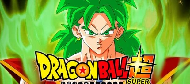 broly dragon ball super deviantart