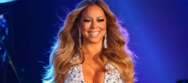 Mariah Carey fails to sing during 'New Year's Rockin' Eve' - laineygossip.com