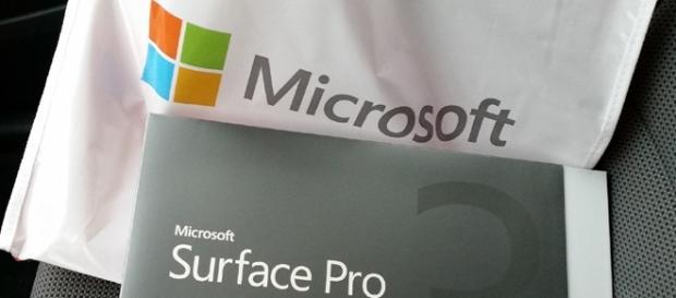 Microsoft Surface Pro/ Photo by robertstinnett via Flickr