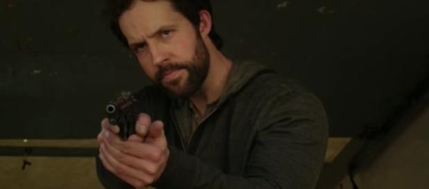 "Nate (Peter Cambor) in ""Head of the Snake""/Photo via screencap, 'NCIS: LA'/CBS"