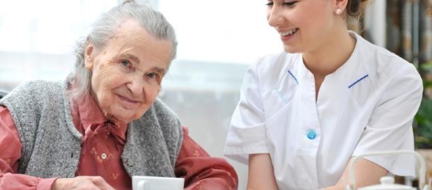 Neue Gesetze und Regeln gibt es 2017 auch für den Pflegefall. (Fotoverantw./URG Suisse: Blasting.News Archiv)
