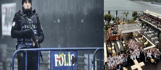Polícia busca atirador e o local da festa em Istambul
