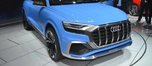 Audi Q8 Concept Salone di detroit