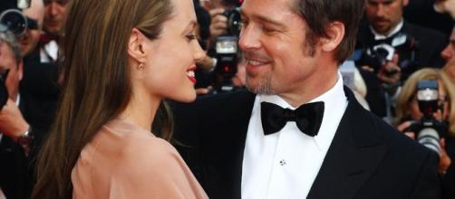 Brad Pitt e Angelina Jolie, è divorzio: storia di un amore ... - vanityfair.it
