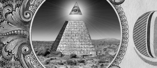 Eye Piramid, noto simbolo della massoneria presente anche sul dollaro Usa