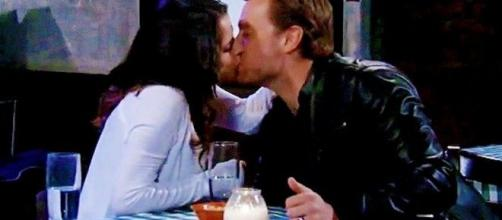 'General Hospital' recaps and spoilers - Sam and Jason after the fire (via Twitter GHaccount)