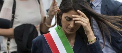 Il sindaco di Roma, Virginia Raggi: in settimana sarà sentita dalla Procura