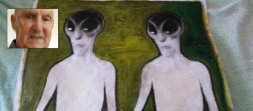"""Neil John McIntyre e i suoi """"orribili"""" disegni"""