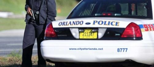 Orlando Police Officer killed - Photo: chron.com