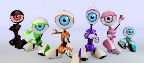 Os simpáticos robozinhos agora têm novas versões, para deixar o BBB17 ainda mais divertido
