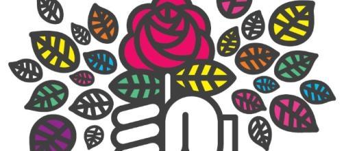 Parti socialiste - logo - debat