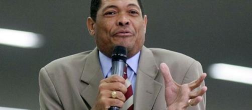 Pastor Valdemiro Santiago da Igreja Mundial
