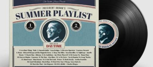 President Obama Releases Summer Music Playlists - voanews.com