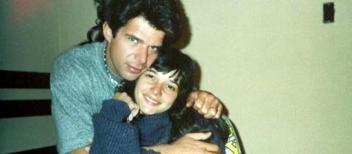 Raul Gazolla e Daniella Perez (reprodução: web)