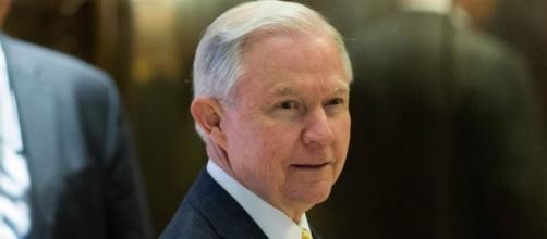 Senator Jeff Sessions, Answers Questions in the Senate Justice Committee That Will or Will Not Admit His Appointment to the Office