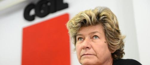 Susanna Camusso, Segretario CGIL