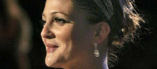 Wikimedia user Caroline Bonarde Ucci: Drew Barrymore rocks weight loss at 2017 Golden Globes