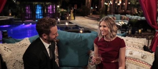 "Danielle Maltby and ""Bachelor"" Nick Viall - wetpaint.com"