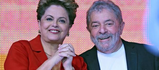 Dilma e Lula foram os principais alvos das polêmicas políticas em 2016