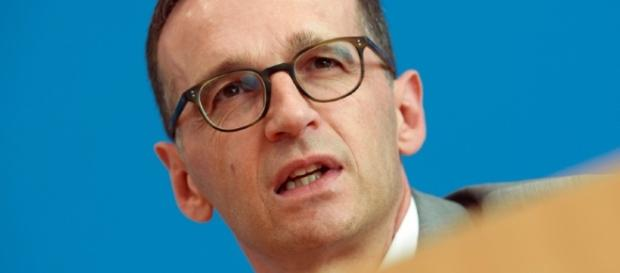 Er versucht sein Bestes. Aber ist es genug? Justizminister Maas. (Fotoverantw./URG Suisse: Blasting.News Archiv)