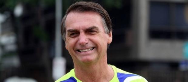 Jair Bolsonaro tem aparecido bem cotado nas pesquisas