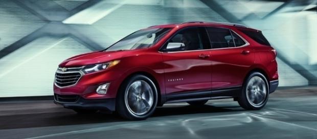 Novo Chevrolet Equinox deve substituir o Captiva no Brasil