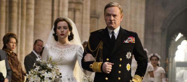 NThe Crown di Netfix batte Il Trono di Spade ai Golden Globe 2017