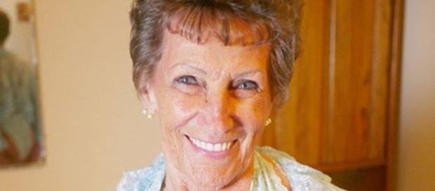 Segundo a vovó de 80 anos, ela já dormiu com mais de mil homens depois que entrou para a indústria erótica.