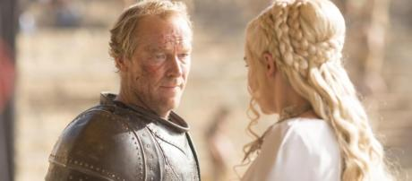 Game of Thrones Season 7, could Jorah Mormont arrange Jon and ... - melty.ca