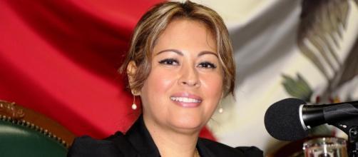 Lucía Virginia Meza Guzmán diputada federal del LXIII Legislatura por el 3er distrito en morelos