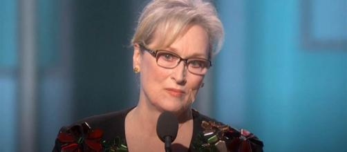 Meryl Streep Takes on Donald Trump at Golden Globes - NBC News - nbcnews.com