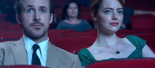 More nominations for 'La La Land' starring Emma Stone & Ryan Gosling / Photo from 'The Playlist' - theplaylist.net