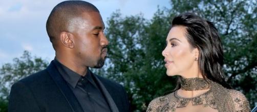 Reports: Kim Kardashian secretly planning divorce - Photo:soup.io