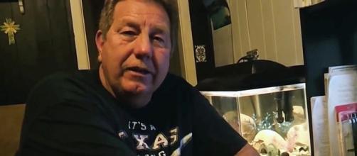 Ronny Dawson, l'autotrasportatore texano dell'azienda petrolifera Coleman sfuggito al rapimento degli alieni