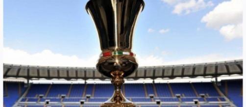 Stadio vuoto per la Coppa Italia