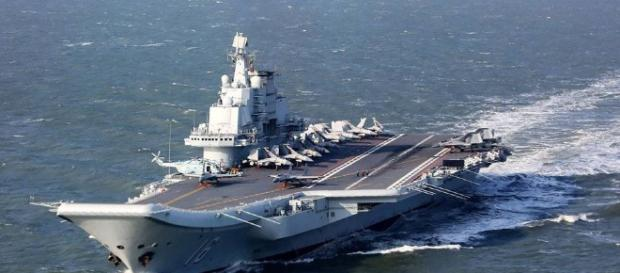 China sails aircraft carrier into Taiwan Strait in defiant move ... - montrealgazette.com
