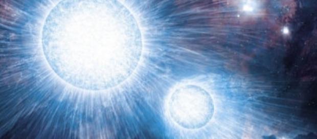 Dalla collisione tra due stelle nascerà una nuova e più brillante - dejiryuan.eu