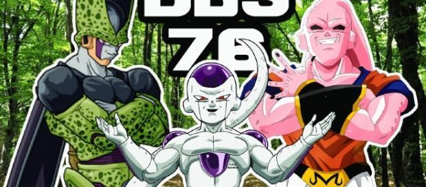 Freezer, Cell et Buu dans Dragon Ball Super ?!