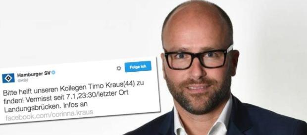 HSV-Manager nach Party vermisst | Was geschah nach der Vereins ... - bild.de